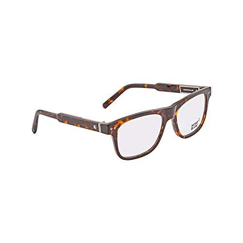 Eyeglasses Mont Blanc MB 0704 055 Tortoise/Clear Lens
