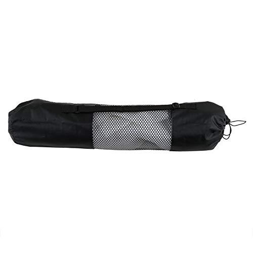 Yogadada Tragbare Yoga Pilates Mat Nylon Taschenträger Ineinander greifen-Fall verstellbare Riemen