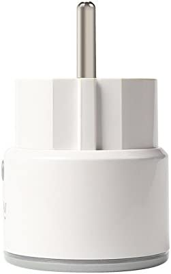 Neo Mini Wi-Fi Socket Smart Plug Comp COMPATIBLES with  Alexa//Google Home//ifttt tuyasm Art//smartlife App