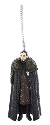 Kurt Adler 5-Inch Game of Thrones Jon Snow Christmas Ornament