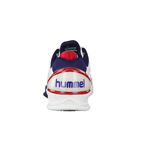 Hummel Handballschuhe Rebel Recycled 60035 49.5 Weiss
