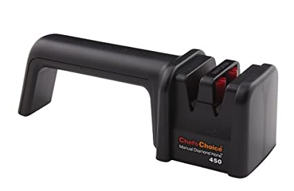 Chefs Choice 450 - Afilador doble de cuchillos