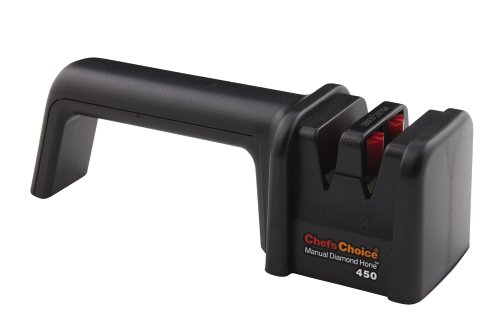 Chef's Choice Manual Diamond Hone Two Stage Sharpener Chef' s choice 4500100