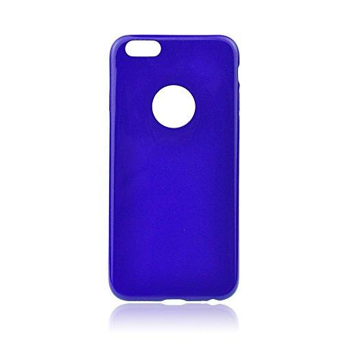 Jelly Case Flash–iPhone 6/6S PURPLE