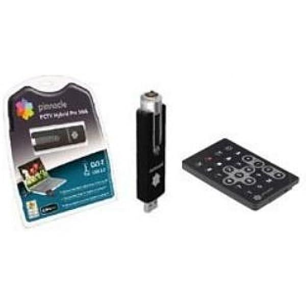 Pinnacle PCTV Hybrid Pro Stick 320e, NL: Amazon.es ...
