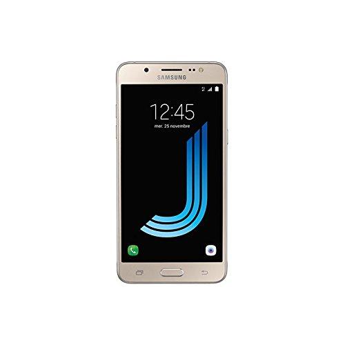 Samsung-Galaxy-J5-2016-Smartphone-de-52-4G-Quad-Core-Cortex-A53-2-GB-de-RAM-8-GB-camara-de-13MP-Android-60-color-dorado