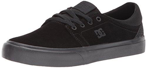 DC Men's Trase SD Skate Shoe, Parent Black