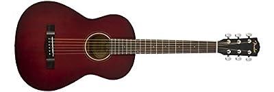 Fender FSR MA-1 3/4 Size Steel String Acoustic Guitar (Red Burst)