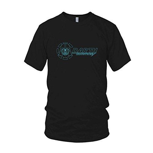 Darth Industries - Herren T-Shirt, Größe: M, Farbe: schwarz