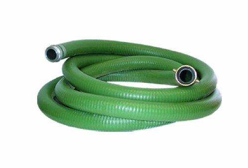 "AMT Pump C222-90 Suction Hose, PVC, 15 feet Length, 1"""