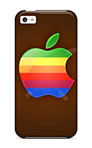 Shock-dirt Proof Reto Apples Case Cover For Iphone 5c