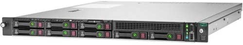 Gigabit Ethernet Serial ATA//600 Controller 1 x Xeon Silver 4208-16 GB RAM HDD SSD HPE ProLiant DL160 G10 1U Rack Server 16 MB Graphic Card 2 Processor Support 8 x SFF 1 TB RAM Support