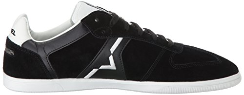 Diesel Heren Happy Hours S-alloy Sneaker Zwart