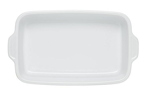 Berndes Rectangular Roaster Cream Set of 4 39cm // 3.7L