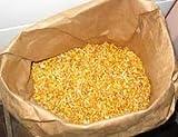 Woodchucks Wood 50 Pounds of Whole Kernel Corn Animal Feed Seed