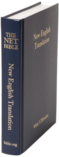Net Bible-New English Translation harcover Pew Bible with 7,722 Condensed Notes-Glossary of Terms: Concordance-Premium Bible Paper-28 Gram ... Holy lands-Holy Bible-New and Old Testaments