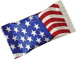 Patriotic Flag Mints - 1000 Ct.