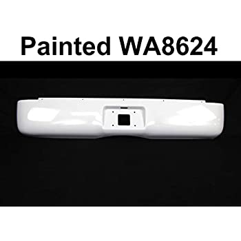 Painted Ebony Black UD//M6877A Roll Pan W//License Part For 97-03 F150 Styleside