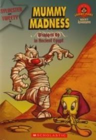 Read Online Mummy Madness: Wrapped Up in Ancient Egypt pdf