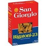 San Giorgio Rigatoni Pasta 16 oz