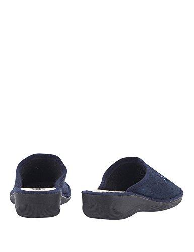 BITTER & SWEET WomenS WomenS Bordeaux Slippers Blue