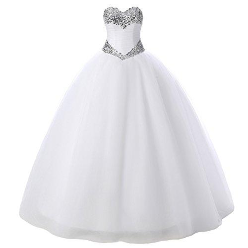 Fair Lady Sweetheart Beaded Wedding product image