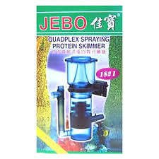 JEBO Protein Skimmer 180 II with PowerHead
