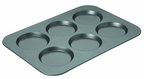 Chicago Metallic Professional Non-Stick Muffin Top Pan, 15.75-Inch-by-11-Inch Aluminized Steel Non Stick Muffin Pan