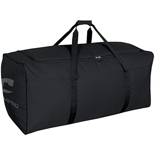 Champro Equipment Bag (Black, 34 x 14 x 14, Large)