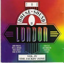 The House Sound of London by D Mob feat. Gary Haisman (1990-10-25)