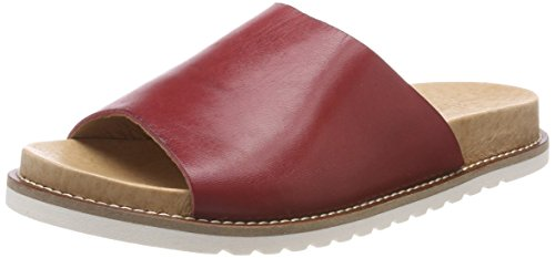 Scarpe Tacco Ten 801 Rosso Col Points Donna red Sandra qr66IE