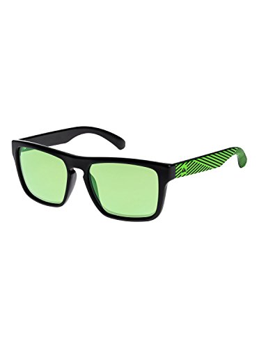 Fry Small Lunettes Flash Noir soleil Black Green Quiksilver de IP1qxgwdgf