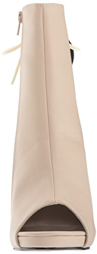 Pink Mujer Faux 102 Crpu Cream Botas Beige para Label Pleaser Leather Eve dz6nwWqUdA