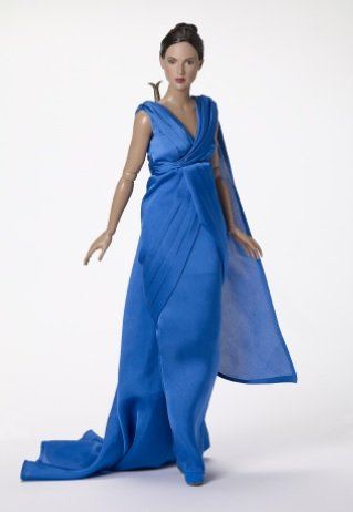 Tonner Wonder Woman Gala Gown Set Outfit Only T17DCOF01