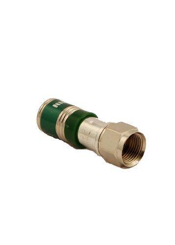 - Leviton 40985-CPF Compression F-Connector