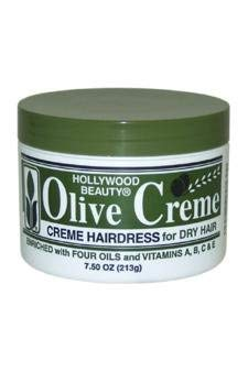Hollywood Beauty Olive Creme Hairdress