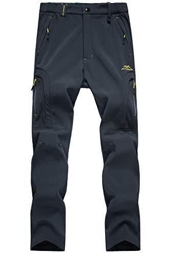 - Ski Pants for Women Fleece-Lined Windproof Pants Waterproof Pants Winter Pants Camping Pants Women Snowboarding Pants Gray