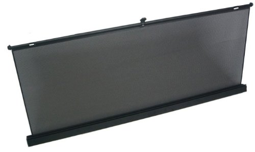 Black Universal Rear Window Sunshade Kit ()