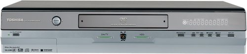 Toshiba RS-TX20 DVD Recorder with 120 GB TiVo Series2 Digital Video Recorder - 120 Gb Dvd Cd