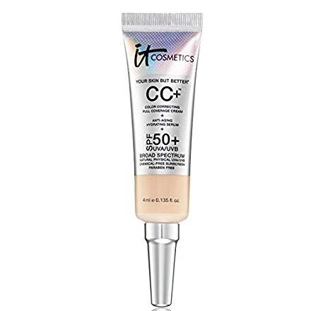 It Cosmetics Your Skin but Better Cc Cream with SPF 50+light Travel Size