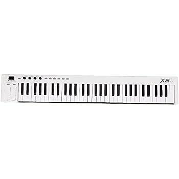 midiplus MIDI Keyboard Controller X6 mini