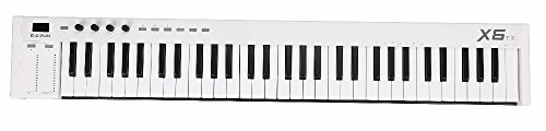 midiplus X6 mini -Key Controller, white