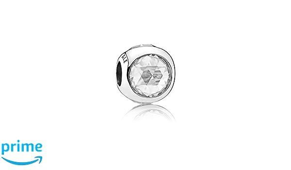 6e18484ab Amazon.com: Pandora Women's Radiant Droplets Charm - 792095CZ: Jewelry