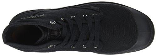 Black High Palladium H Nero Sneaker Uomo Us a Collo Pampa Alto 1EEqSv