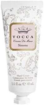 Tocca Simone crema da mano - 40 ml travel hand cream, 1.35 Ounce
