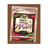 La Tortilla All-Natural Gluten Free Teff Tortilla