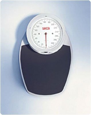 Seca Dial Floor Scale by Rolyn Prest