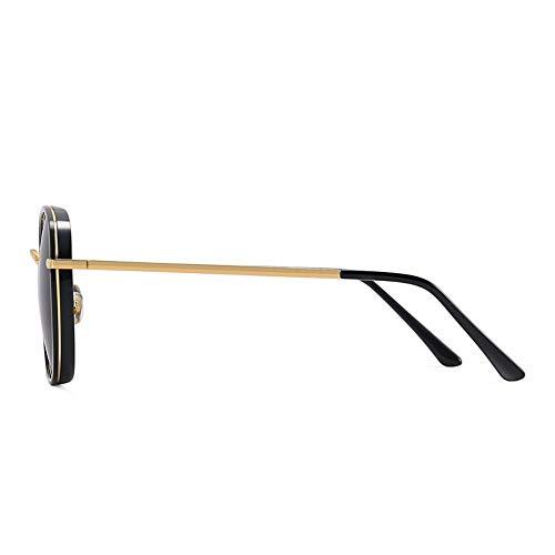 señora polarizada conducción Gafas de Sol Caja Retro Gafas de Sol KHIAD wqxtBnRHxI