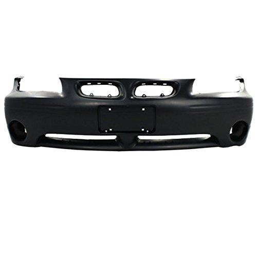 New Front Bumper Cover For Pontiac Grand Prix BLACK SE//GT//GTP MODEL
