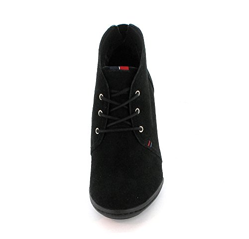 Tommy Hilfiger Nicole 7b Stiefeletten Ankle Boots Farbe Schwarz Gr. EU 39